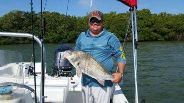 Perry Black Drum 1