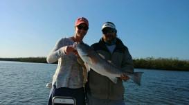 Corper Redfish