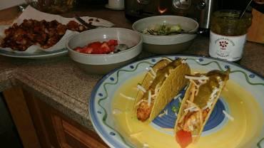 Trout taco2