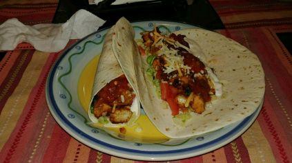 trout taco