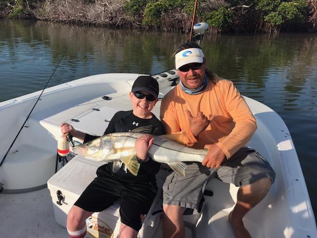 Trents 1st Snook